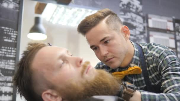 Peluqueria Para Hombres Peluqueria Cuidado De La Barba Barbero