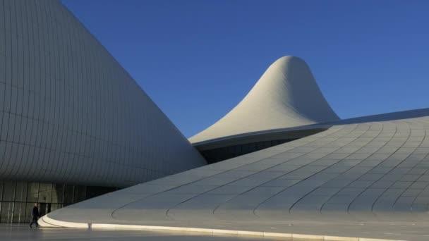 budova moderní architektura, Baku