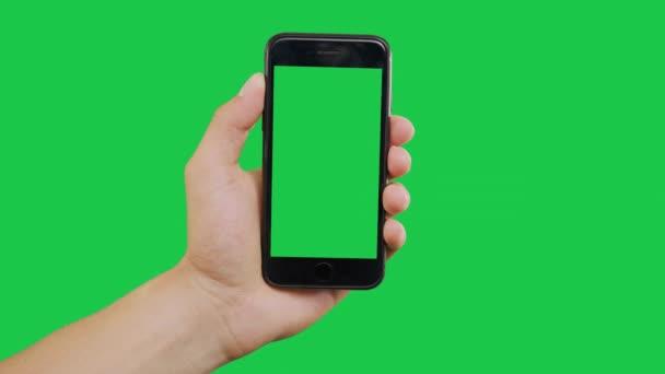 Nagyítás Okostelefon Zöld képernyő