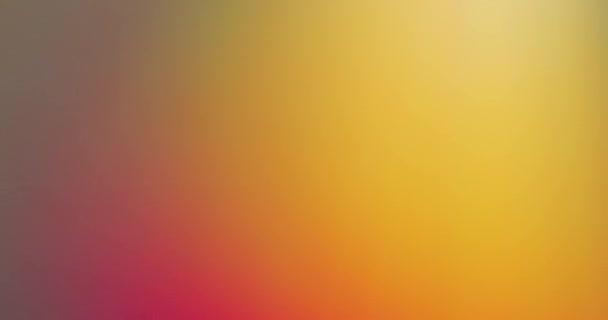 Změna barvy záře přechodu