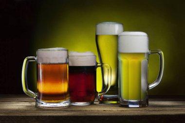 Cool beer mugs