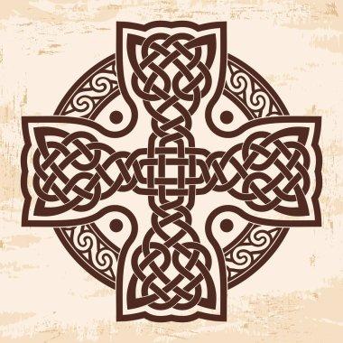 Celtic national cross.