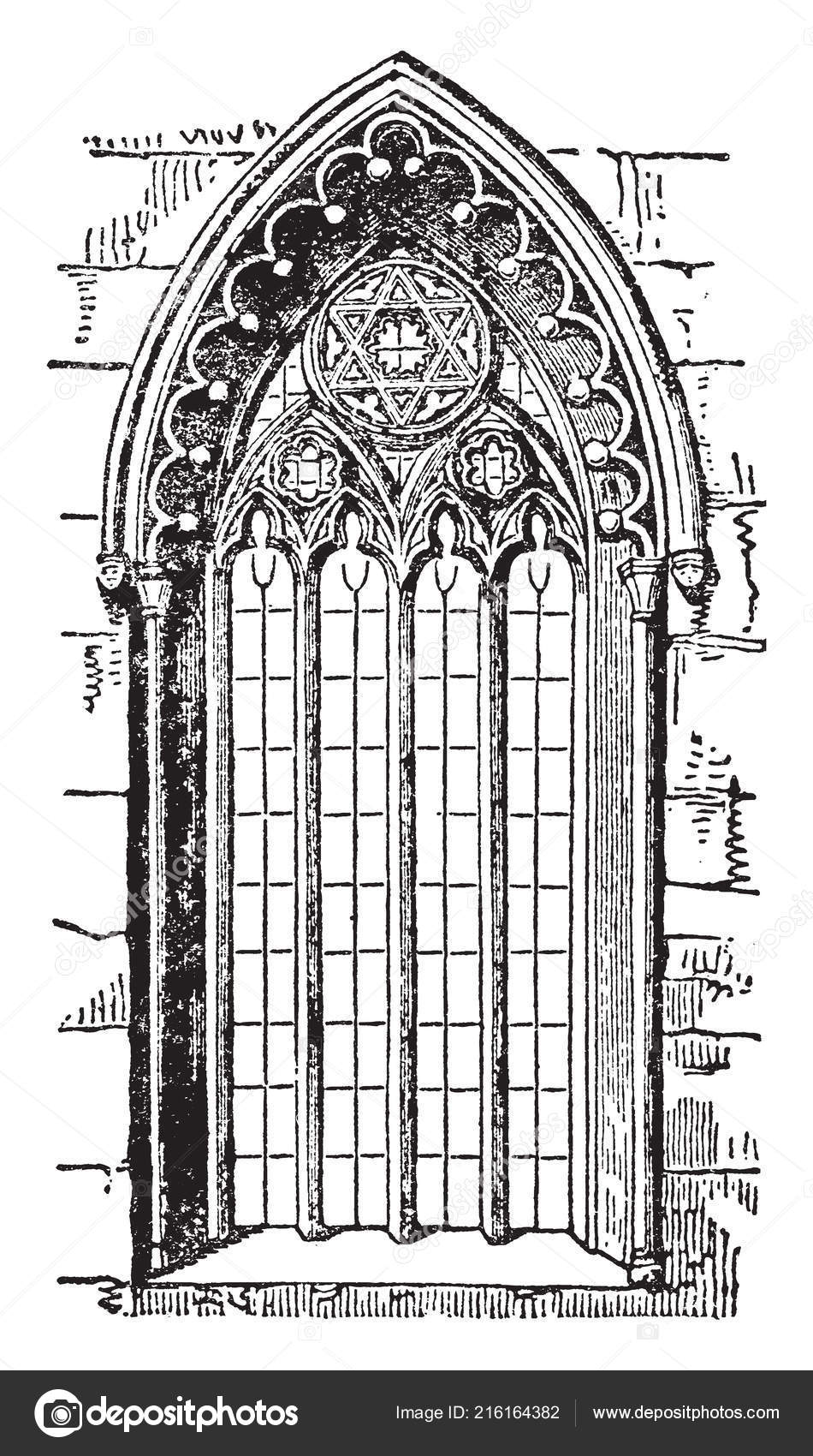 pointed arch architecture