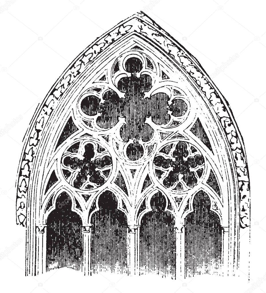 gothic architecture elements - HD916×1024