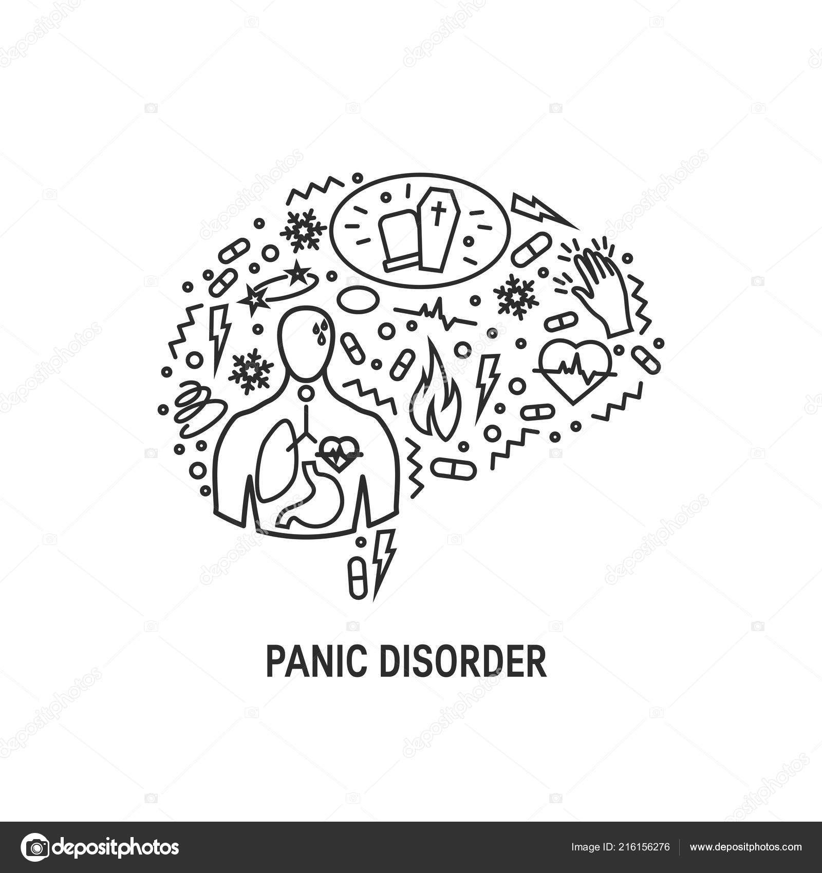 panic disorder Discover the symptoms, causes, diagnosis advice, treatment options and related conditions of anxiety disorders.