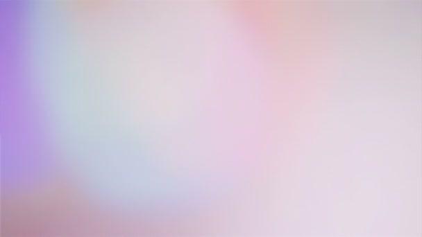 Film rychlý bokeh, abstraktní pozadí