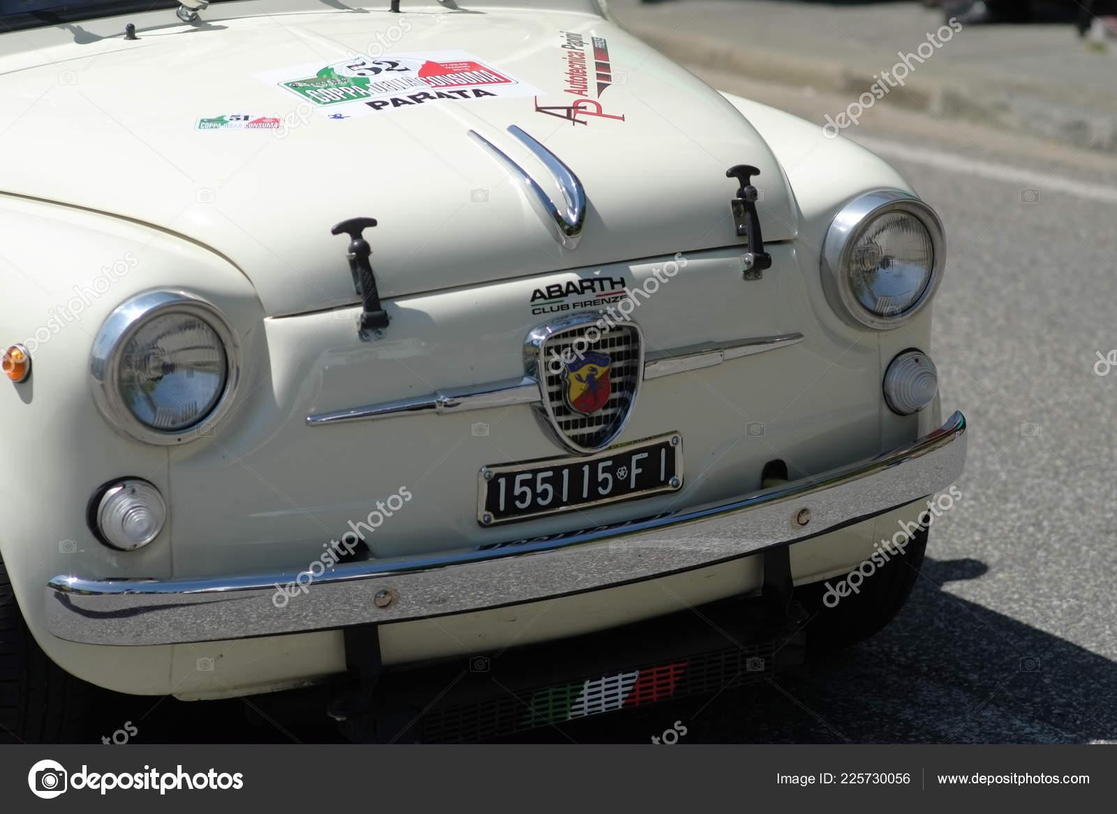 Fiat 500 Vintage Car Stock Editorial Photo C Lcodacci 225730056