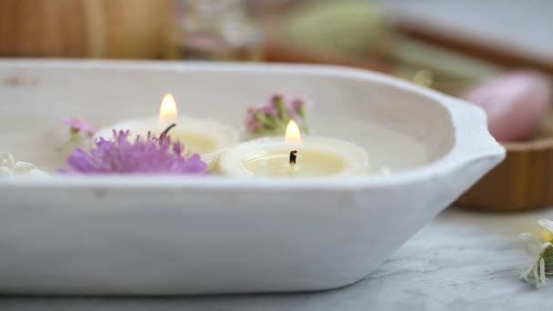 Spalné svíčky, poklidně klidné místo wellness a lázeňské zázemí