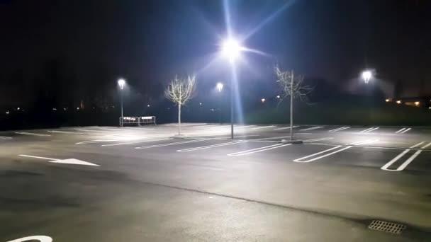 Nachtparken mit niemandem