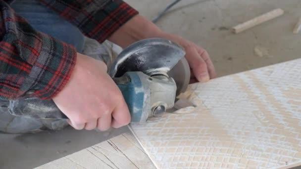 Cut ceramic tile with grinder best bluetooth amplifier