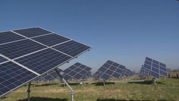 Renewable energy generating solar panels