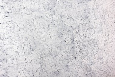 Wood texture background. Hardwood, wood grain, organic material grunge style. White, black texture with crackling effect. Decorative plaster. Wooden table top view