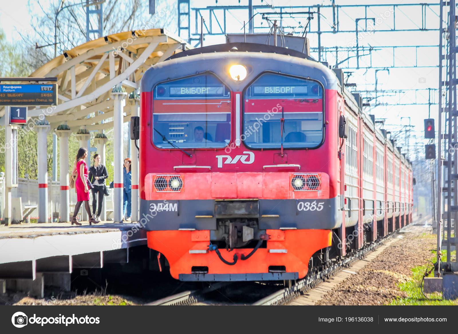Российские электропезда