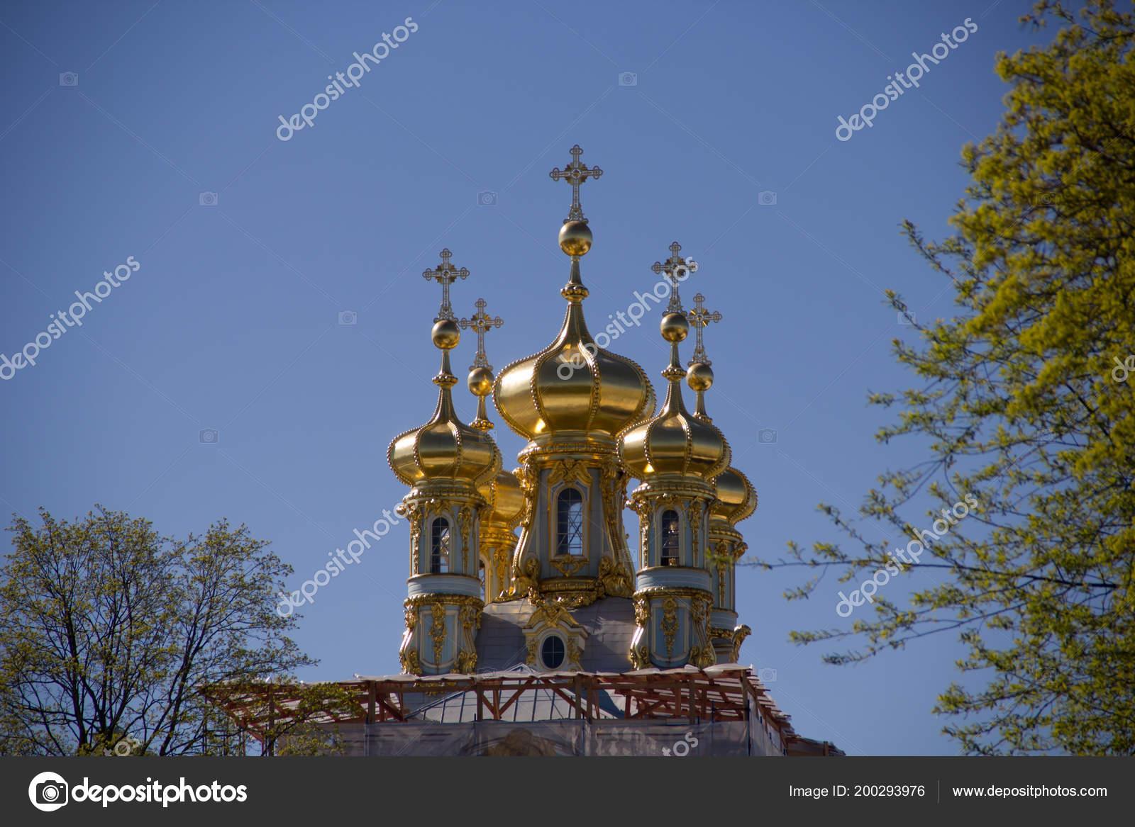 Temples of St. Petersburg and Leningrad region