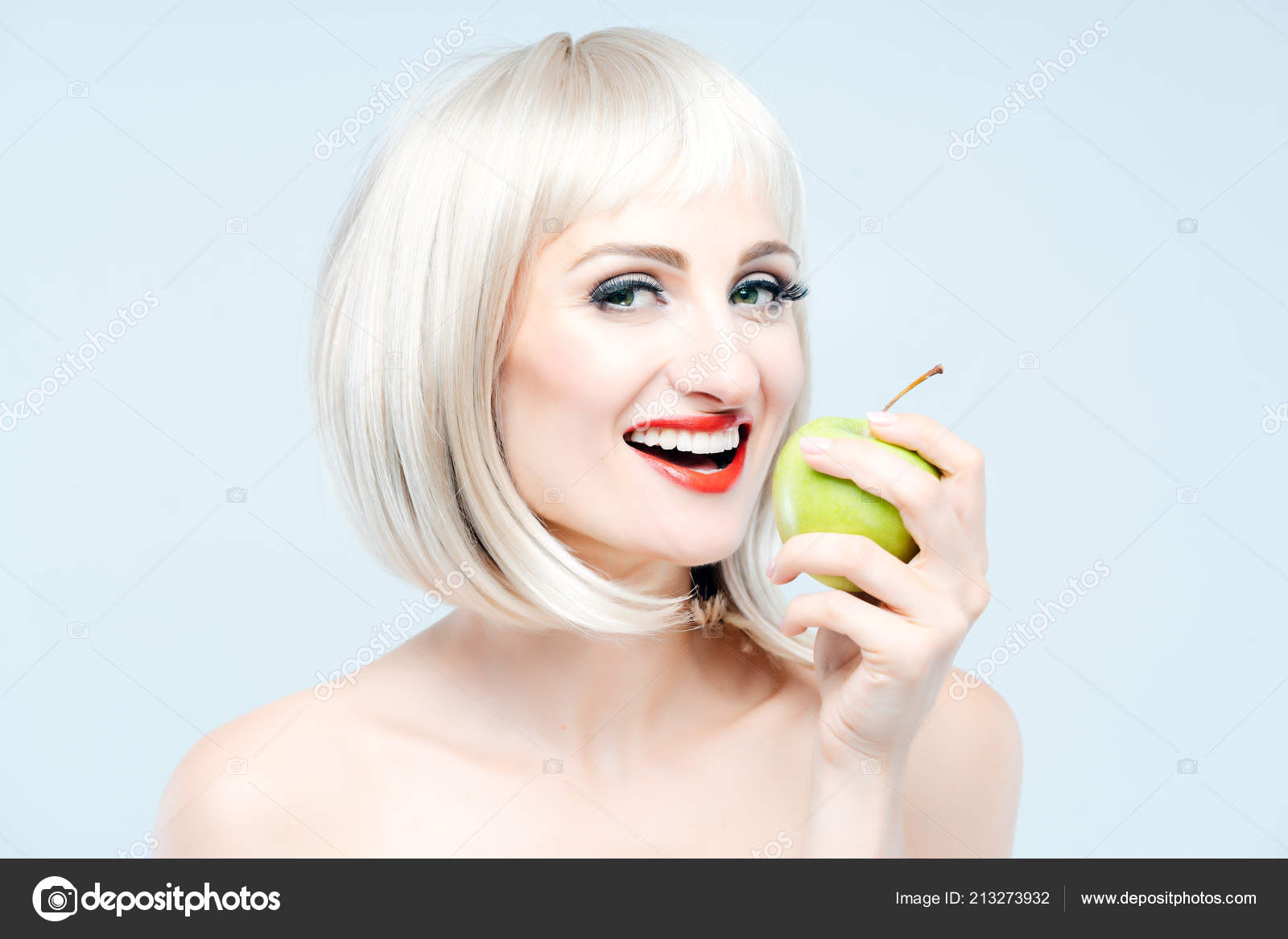 Comer manzana para adelgazar
