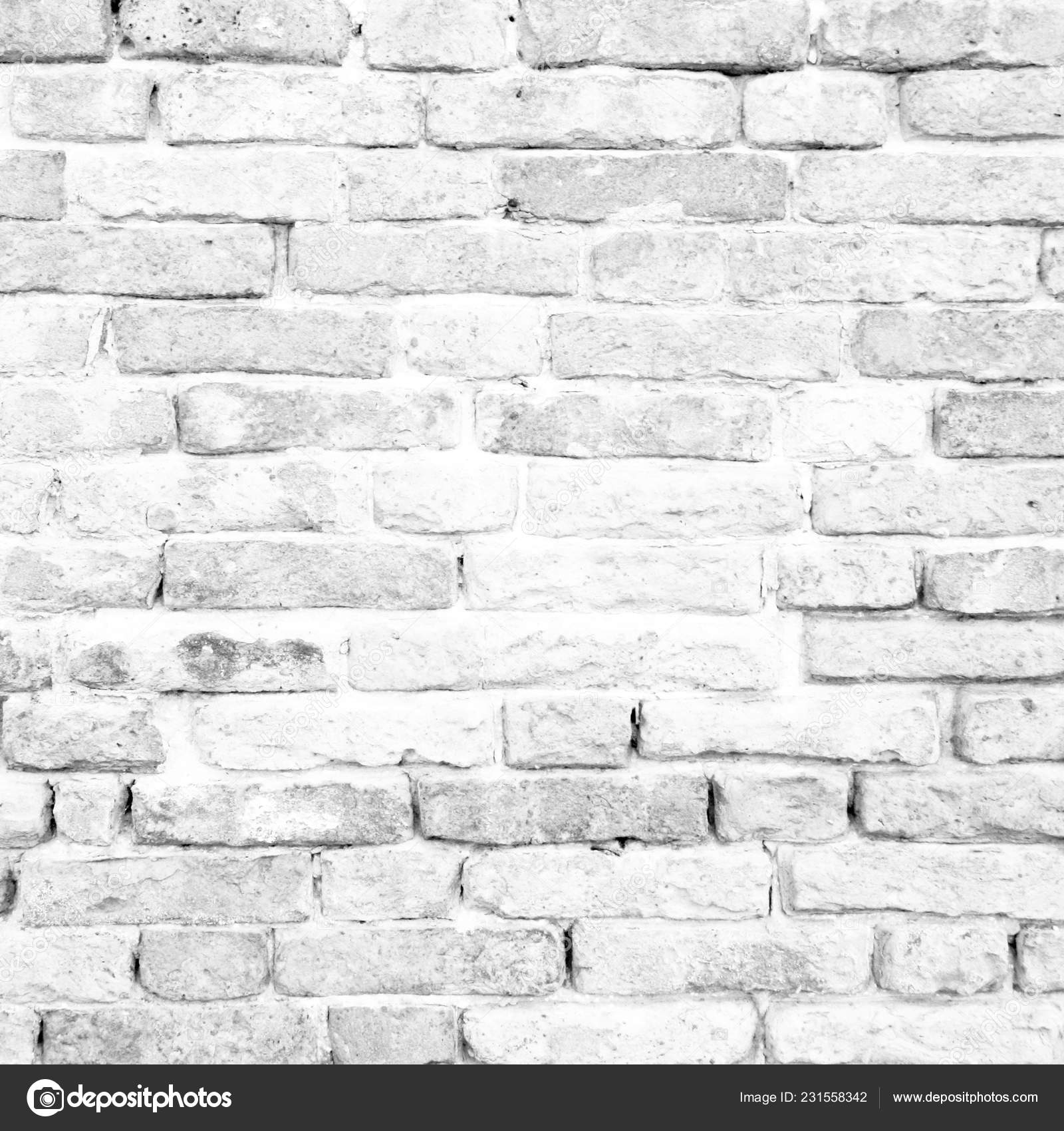 High Resolution Concept Conceptual Old Vintage White Brick
