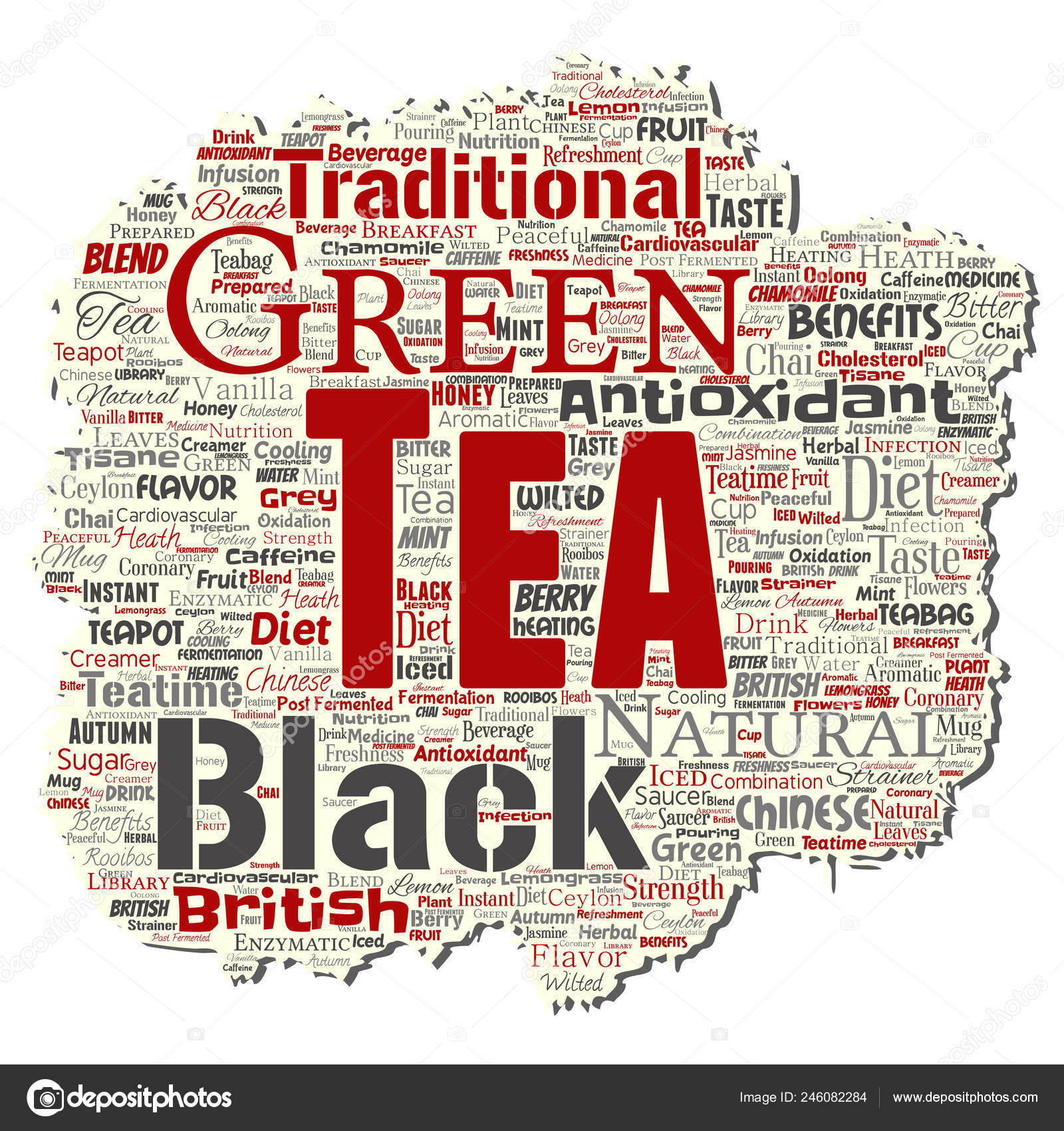 dieta del te rojo y verde