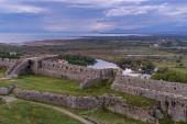 The Ancient Rozafa Castle in Shkoder Albania