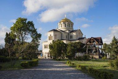 Crimea. Sevastopol Historical and archaeological reserve