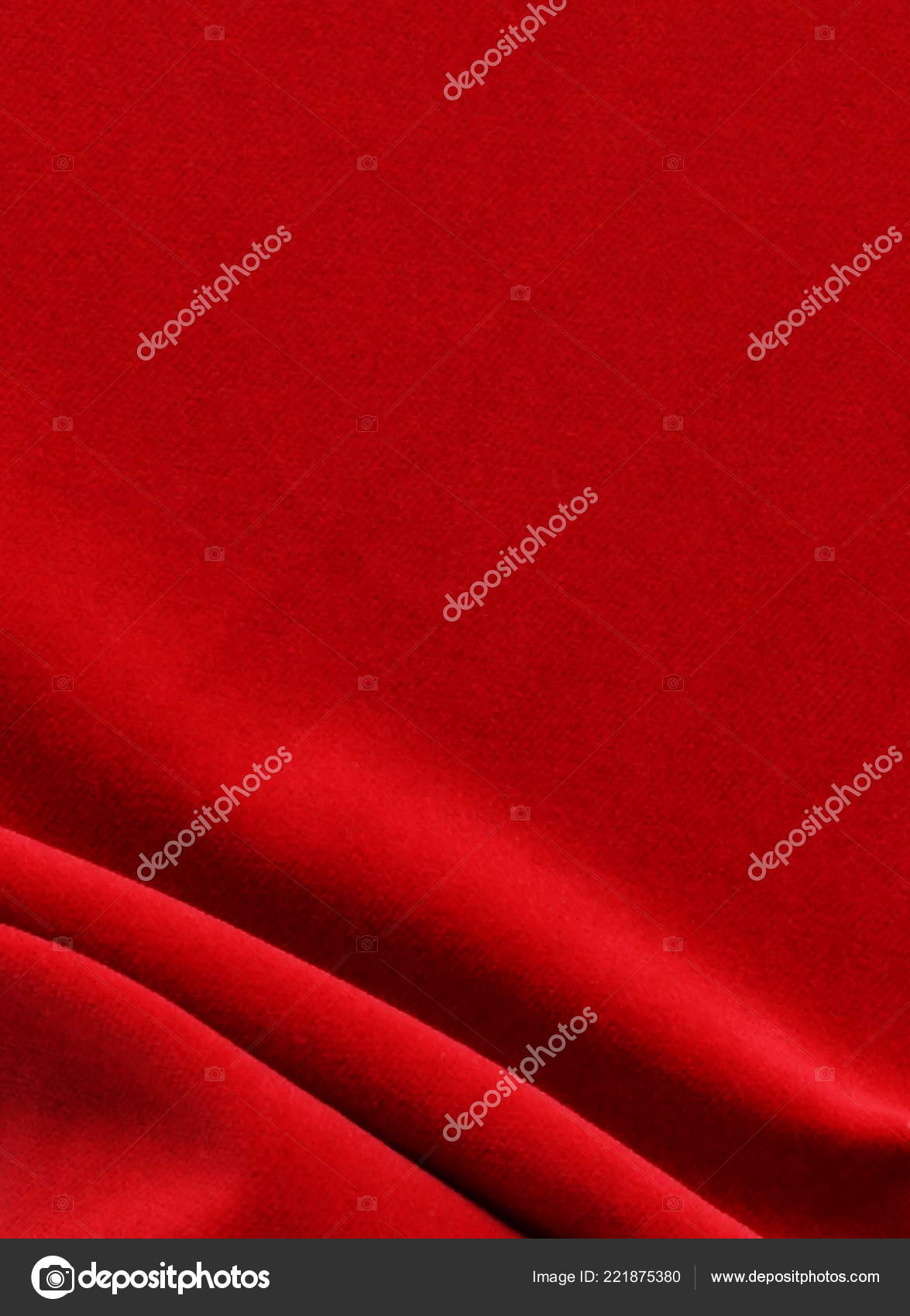 Red Velvet Texture Background Christmas Festive Baskground Expensive