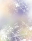 Pastelové pozadí s třpytivými částicemi