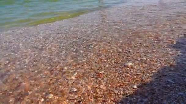 Meereswelle an der Küste