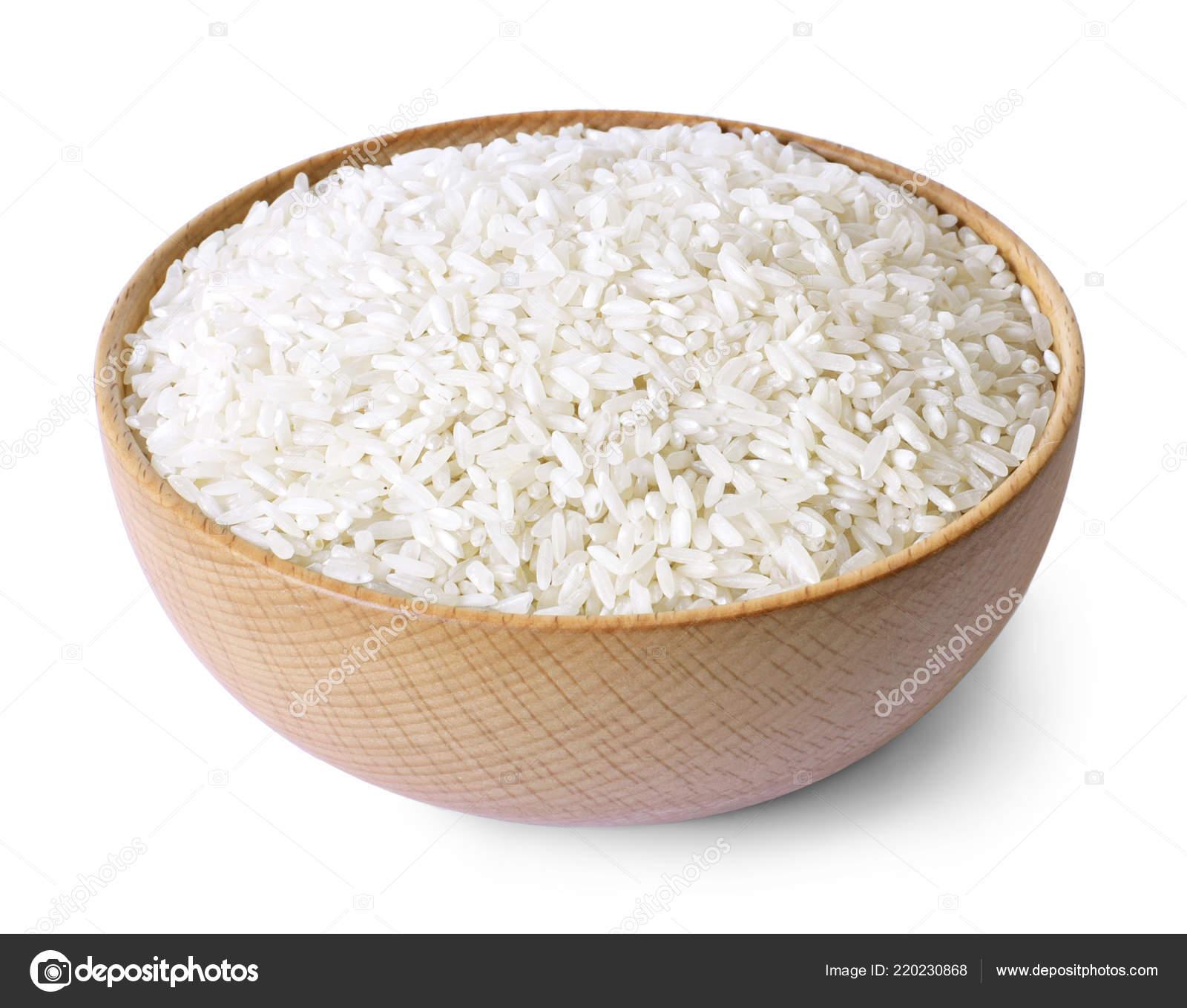 Dieta del arroz crudo