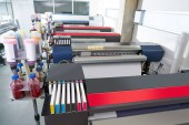 printing industry transfer paper printer factory for textile purposes and fashion