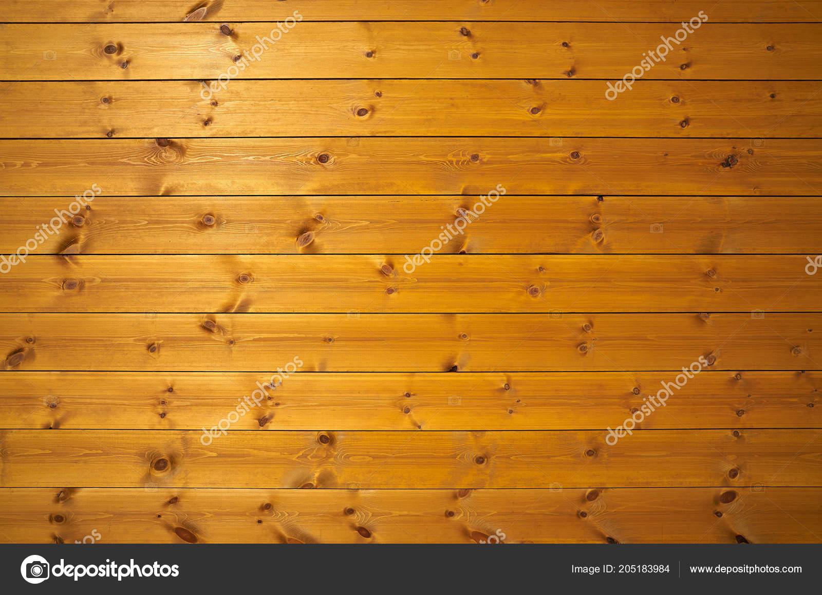Grenen hout gouden warme kleur plaking bestuur u stockfoto