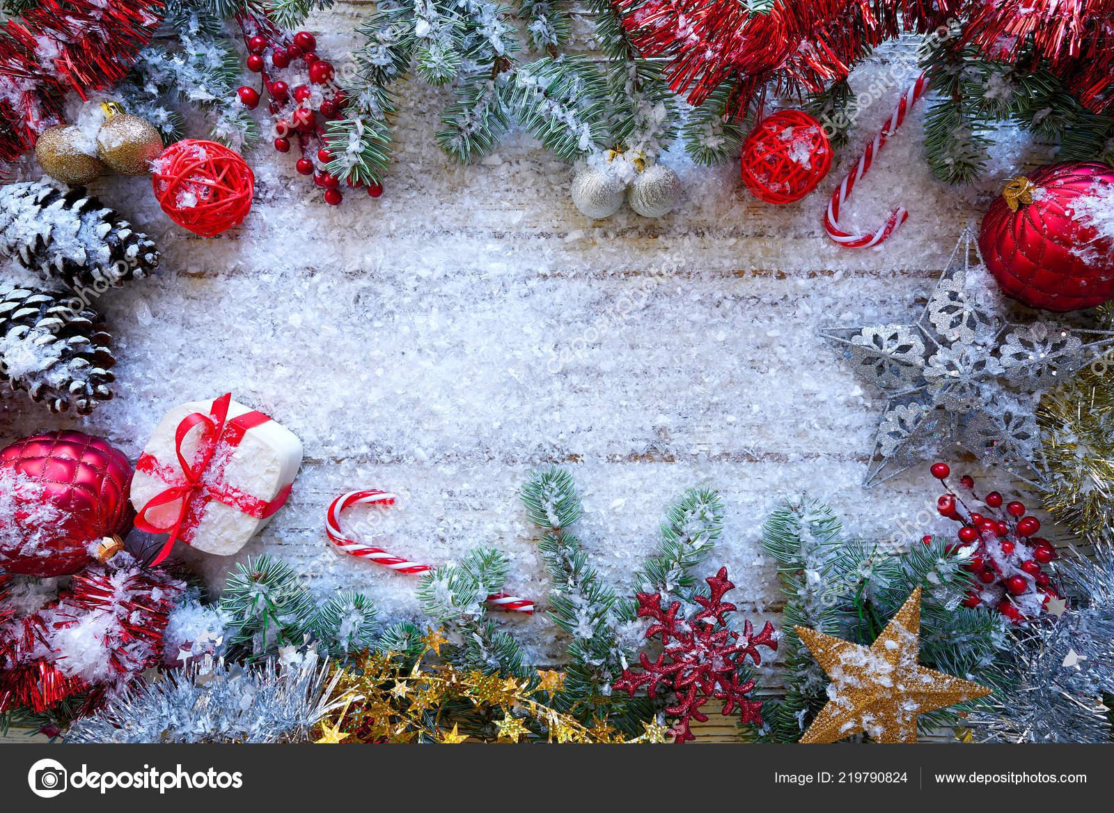 Обои композиция на белом фоне, Красивая рождественская. Новый год foto 13