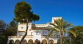 Fotografia Villa Elisa herritage case a Benicassim litorale della Spagna Castellon anche Benicasim