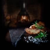 Klasické pečené brambory