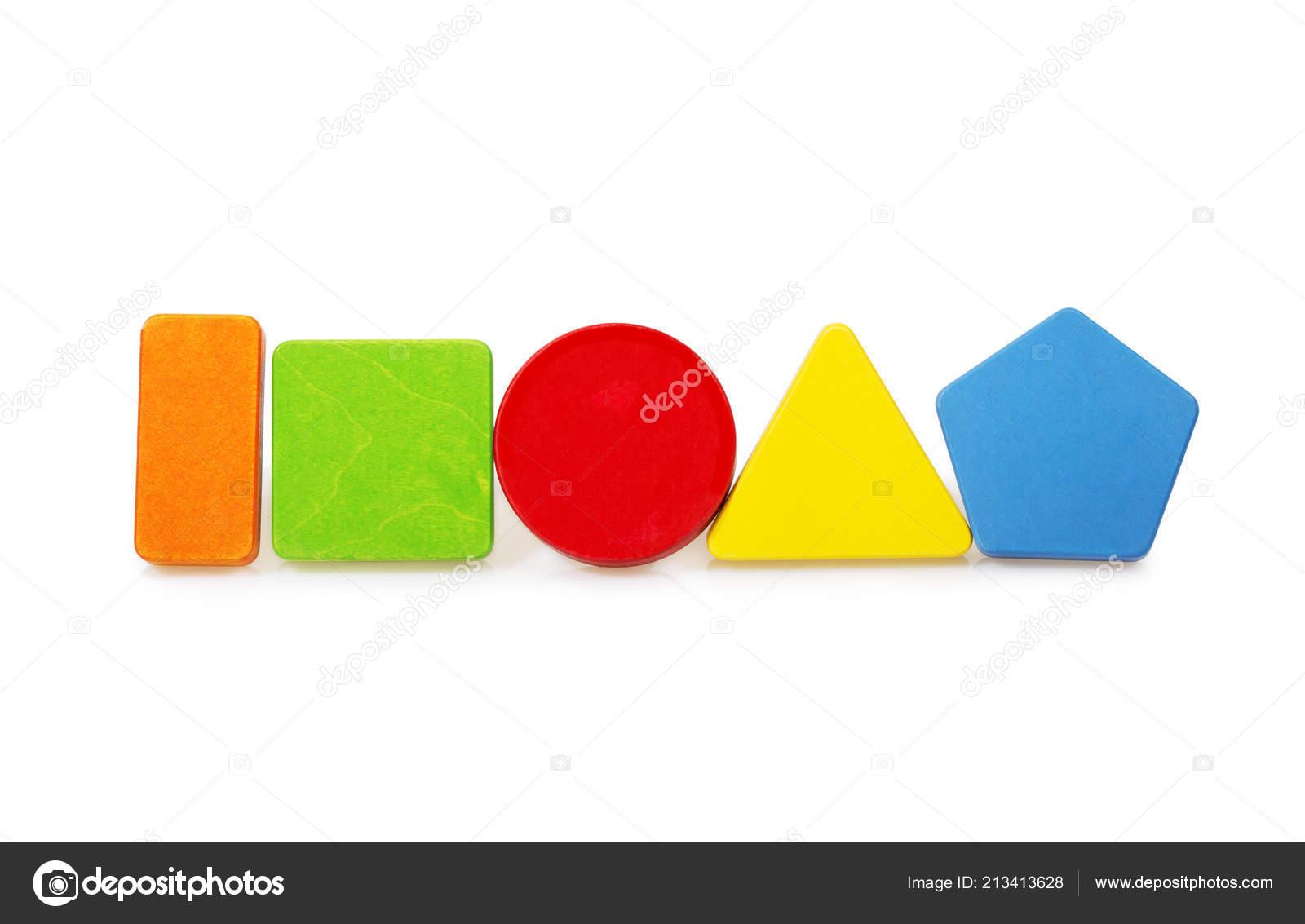 Triangolo rosso su sfondo verde