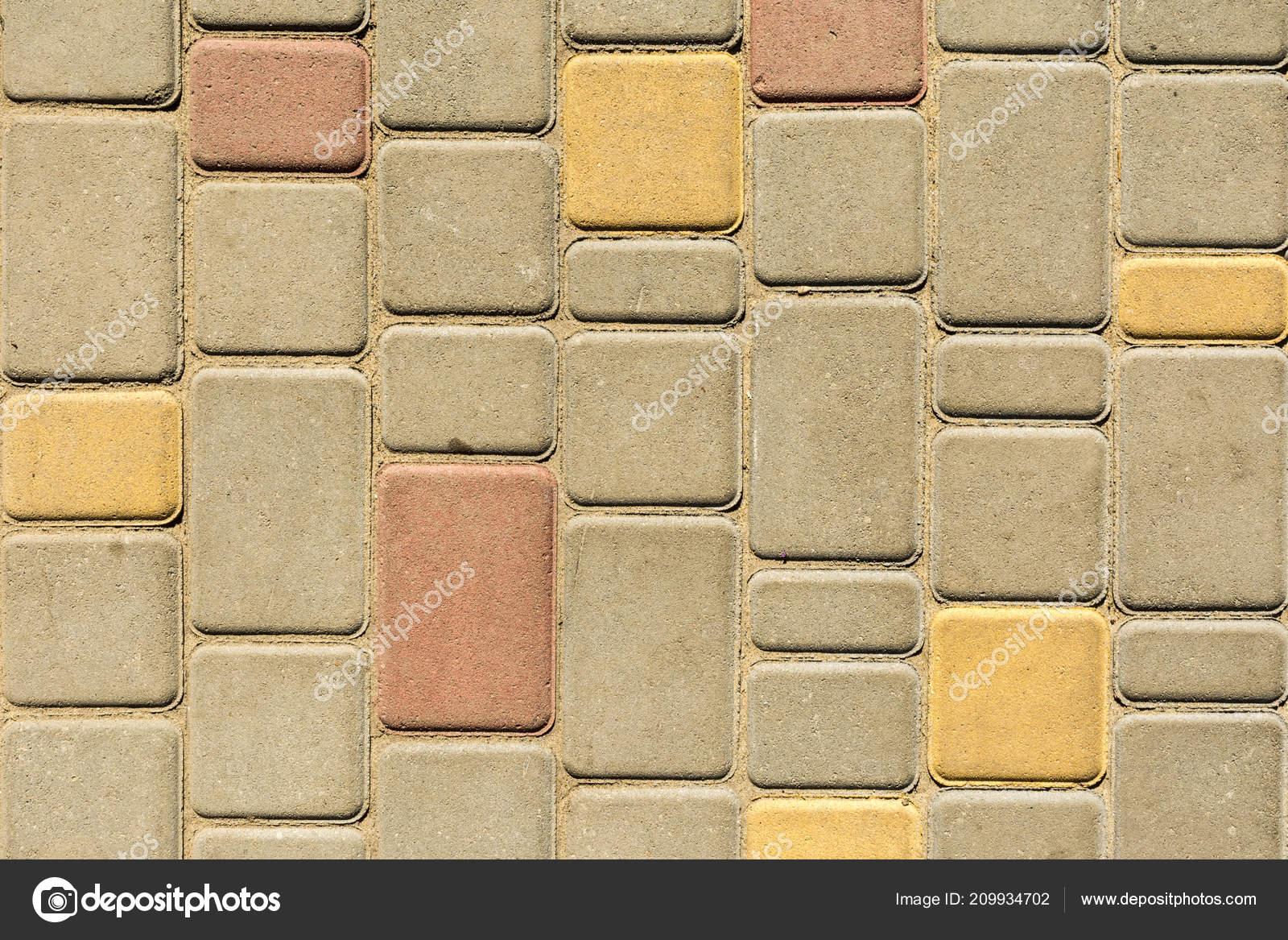 Basato piastrelle colorate decorative cemento architettura astratto