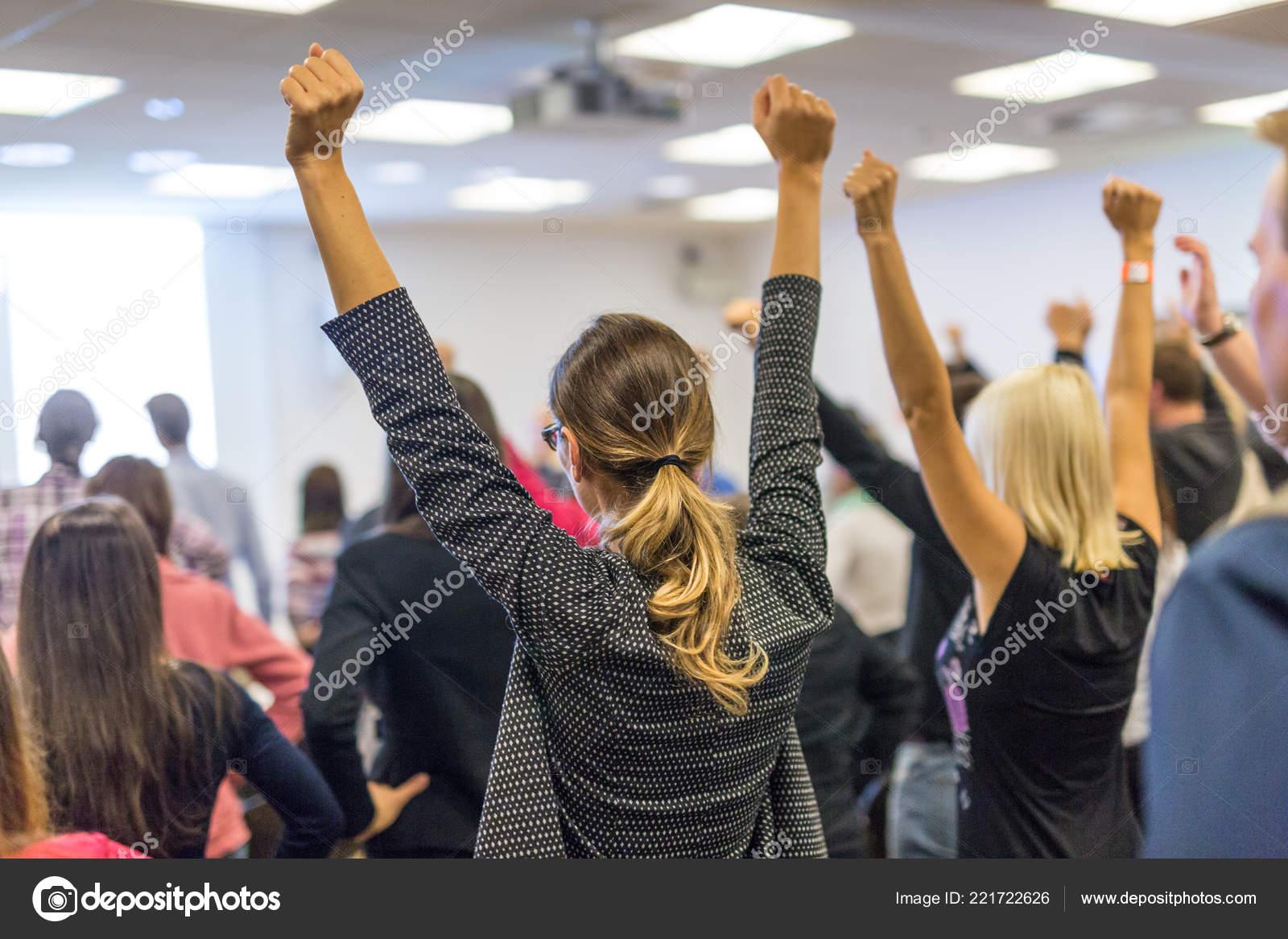 Os Participantes Do Discurso Motivacional Interativo