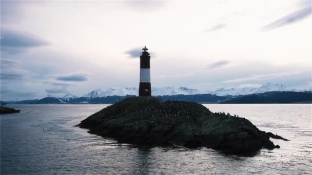 Lighthouse In The Beagle Channel (Argentina).