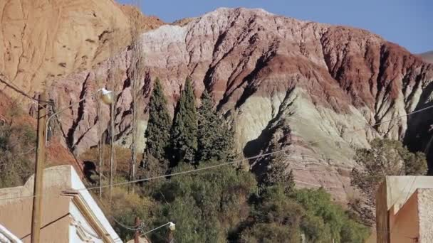 Cerro De Los Siete Colores (The Hill Of Seven Colors), In Purmamarca, Argentina.