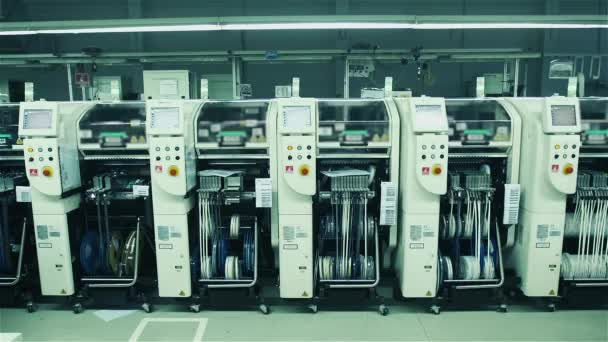 Pcb Assembly And Production Process Using Pick  Place Machine.