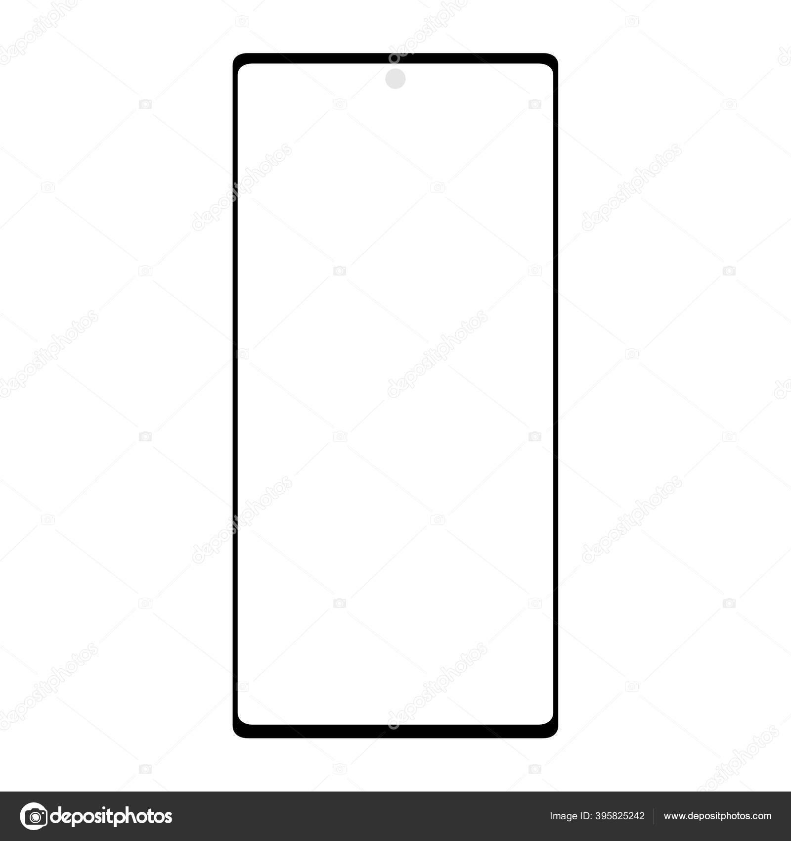 ikon smartphone pada gambar vektor latar belakang putih eps10 ponsel stok vektor c mycola adams 395825242 https id depositphotos com 395825242 stock illustration smartphone icon white background vector html