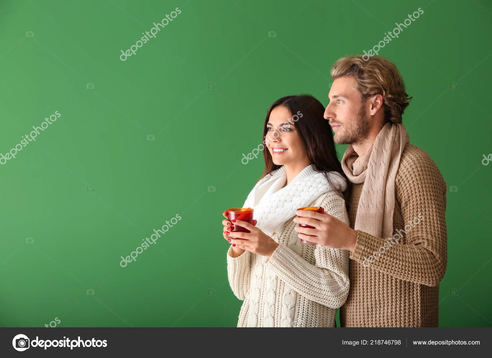 Delicious couple