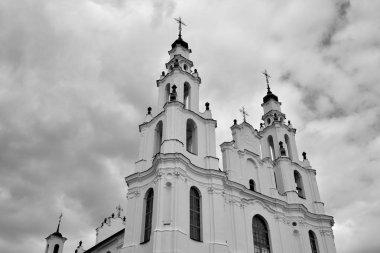 St. Sophia Cathedral in Polotsk.