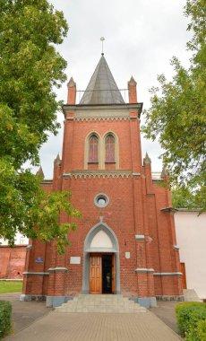 Lutheran Church in Polotsk.