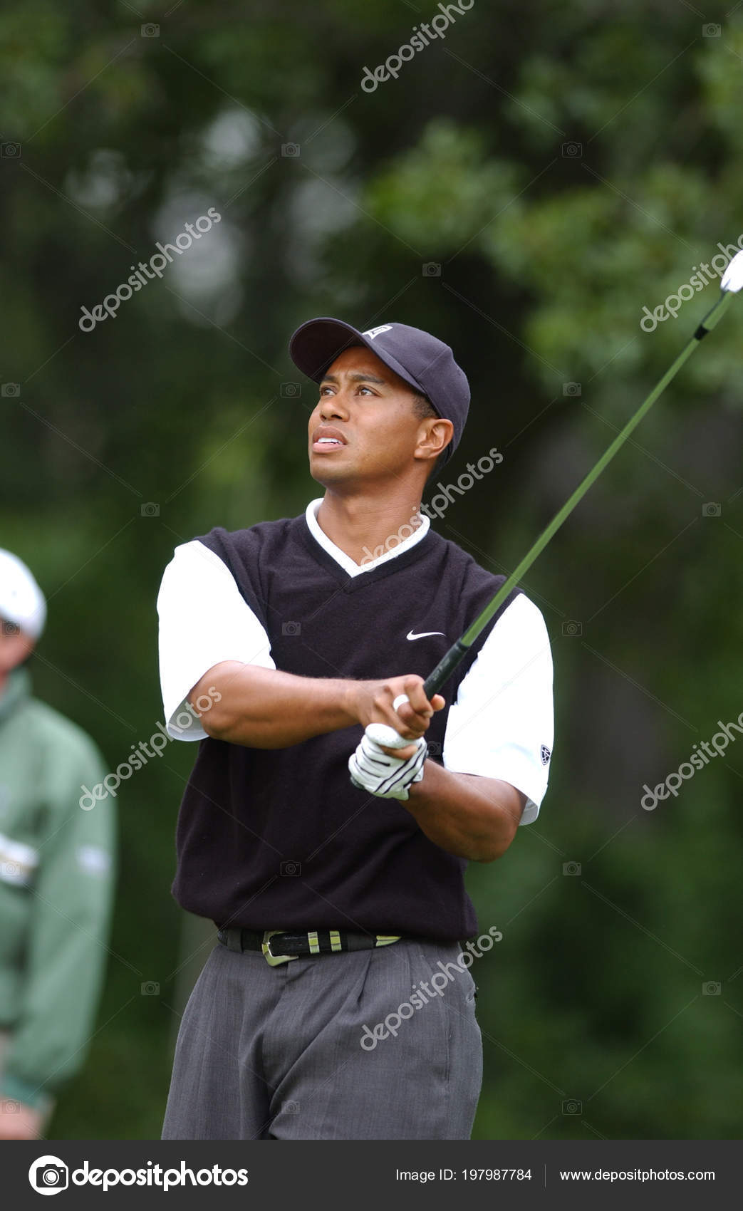 25820401d Tiger Woods Winner Open 2002 American Professional Golfer Who Most ...