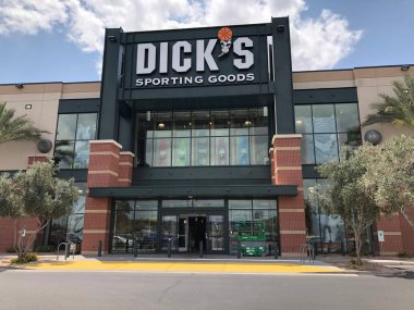 Dicks Sporting Goods Sporting  is a sporting goods chain with equipment, apparel & footwear for athletics, outdoor recreation & fitness through out the United States