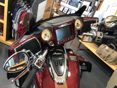 Indian Motorcycle is an American brand of motorcycles originally produced being sold at a local Motorcycle dealership in Gilbert Arizona.