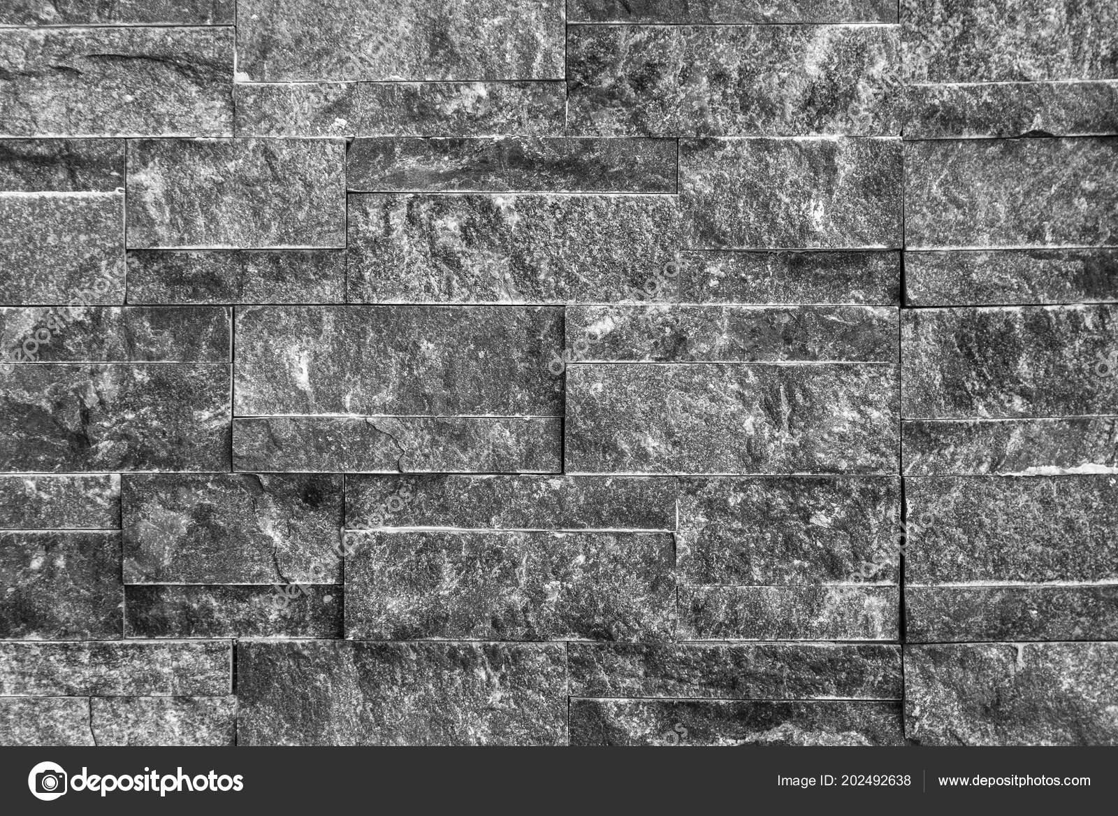 Achtergrond met grijze bakstenen muur decoratie u stockfoto