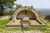 Berenger Sauniere Grave - Rennes le Chateau - France