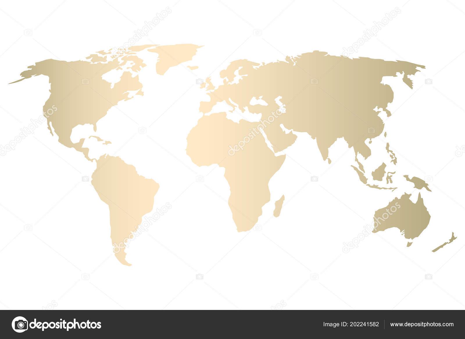 Modern Gold World Map Design Vector Trendy Design — Stock ... on map of greek world, map of prehistoric world, map of roman world, map of buddhist world, map of black world, map of clean world, map of political world, map of developed world, map of digital world, map of colonial world, map of western world, map of old world, map of beautiful world, map of once upon a time, map of islamic world, map of medieval world, map of the classical world, map of ancient world, map of rural area, india modern world,