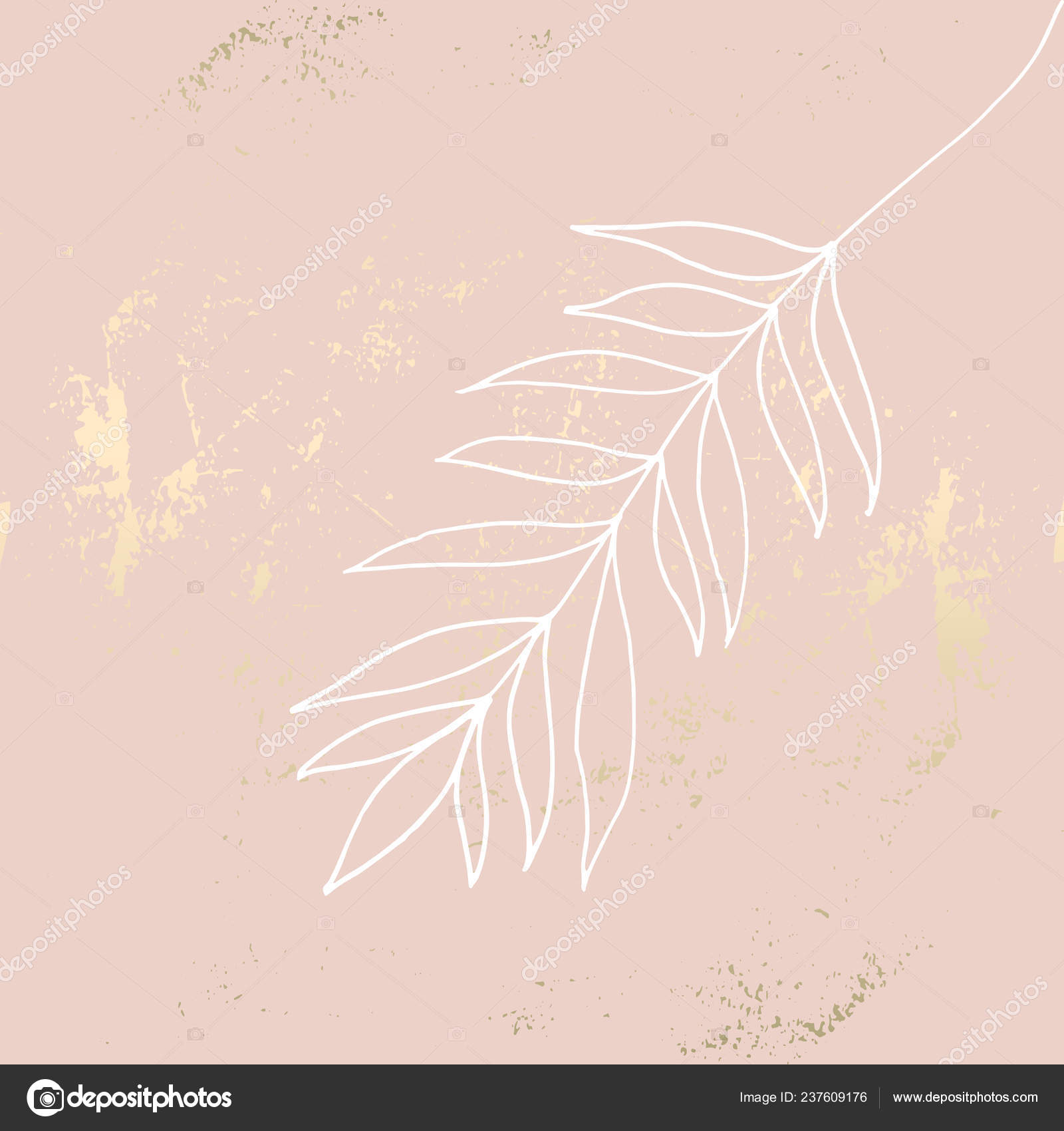 Background Marble Rose Gold Wallpaper Tropical Worn Floral Pastel Rose Gold Marble Pattern Wallpaper Textile Stock Vector C Anna Sokol 237609176
