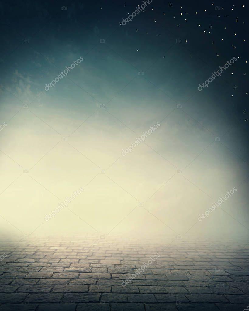 Фотообои Abstract dreamy background